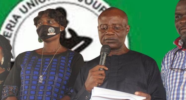Lagos NUJ Chapels Membership Registration