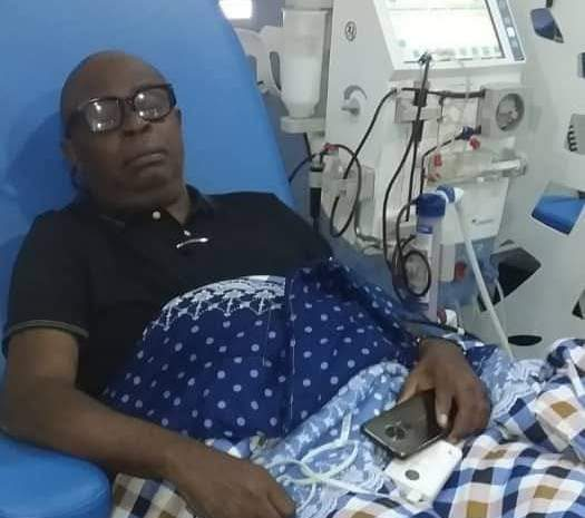 NAN FORMER EDITOR- IN-CHIEF TO OVERCOME KIDNEY DISEASE WITH N15 MILLION